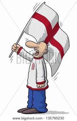 England Soccer Supporter