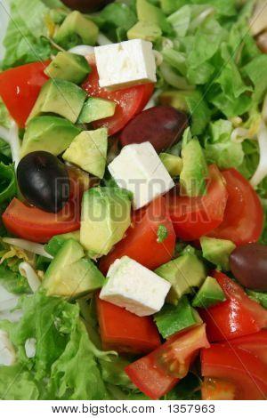 Fetta Cheese Salad 2