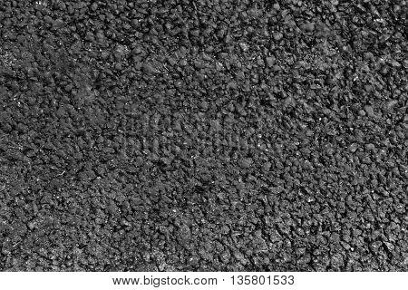 Dark Grey Asphalt Texture Background