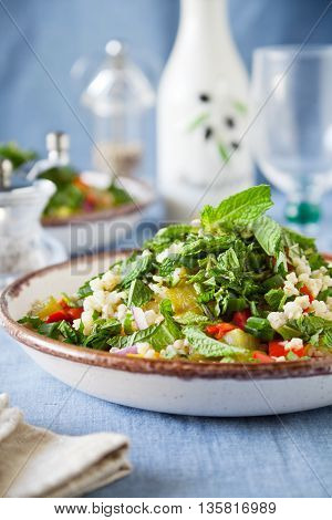 Refreshing Summer Salad