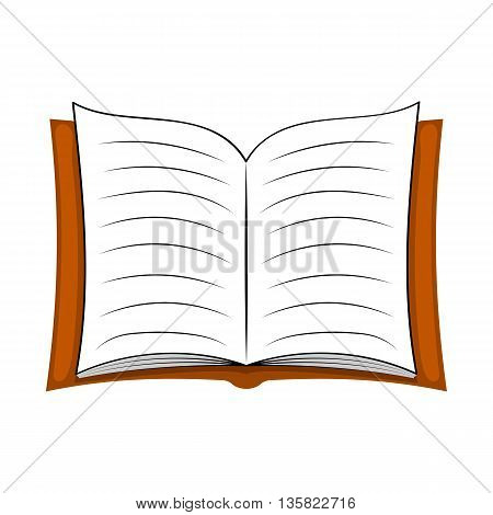 Book Vector Colorful Icon