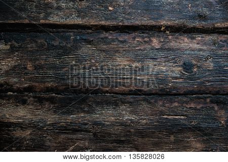 Timber brown wood plank texture, timber wall industrial background.