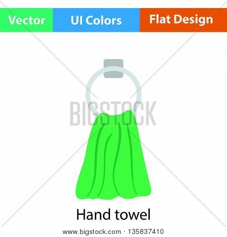Hand Towel Icon