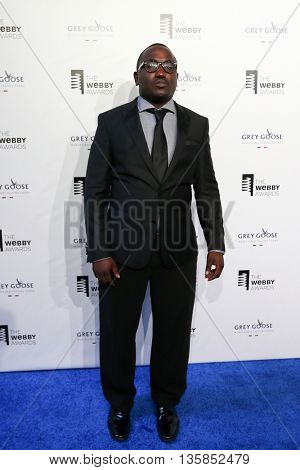 NEW YORK, NY - MAY 18: Comedian Hannibal Buress attends the 19th Annual Webby Awards at Cipriani Wall Street on May 18, 2015 in New York City.
