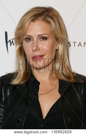NEW YORK, NY-JUNE 2: Actress Tara Subkoff attends the