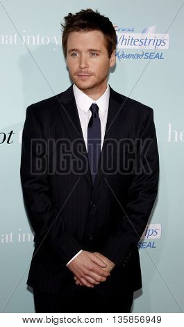 Kevin Connolly at the World premiere of 'He's Just Not That Into You' held at the Grauman's Chinese Theater in Hollywood, USA on February 2, 2009.
