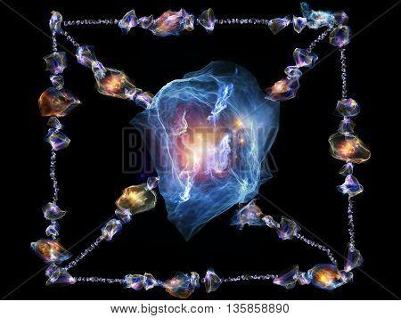 Visualization Of Digital Jewels