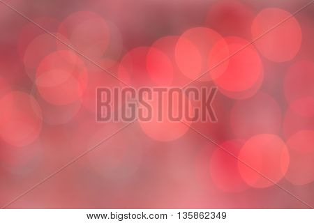 red pink colorful circle bokeh abstract  background