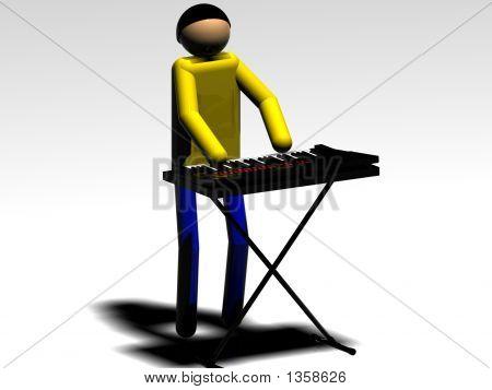 Keyboard Player