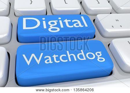Digital Watchdog - Software Concept