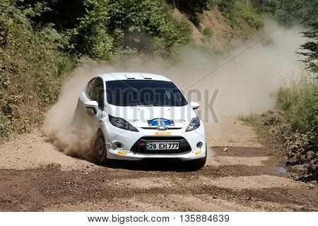 Kocaeli Rally 2016