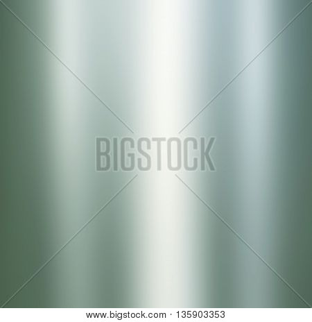 Green metal background for a graphic design