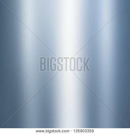 Blue metal background for a graphic design