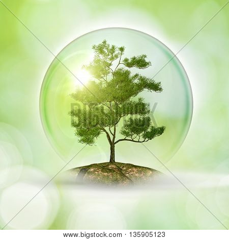Save the planet. abstract natural backgrounds with copy space for your design