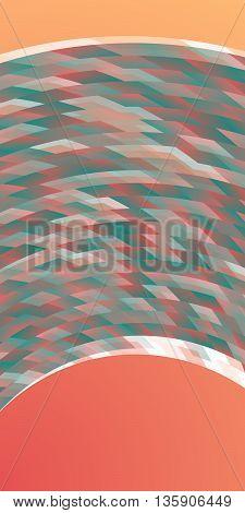 Presentation Design Vertical Banner Flyer Layout Background49