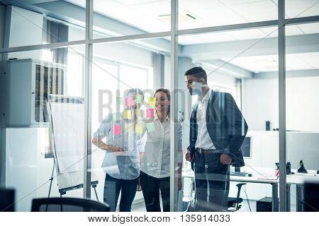 Brainstorming Session Together