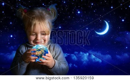 dreaming about the future of our planet