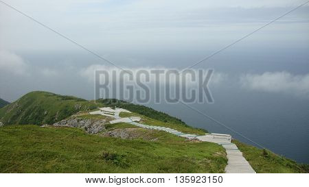 Skyline Trail, Cape Breton Island, Nova Scotia