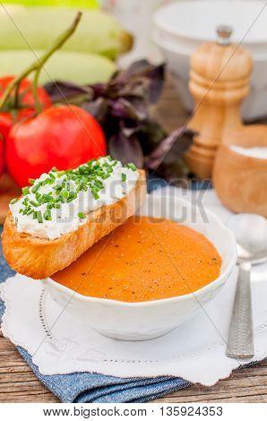 Pappa Al Pomodoro, Tomato And Bread Soup