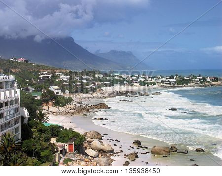 View Of Clifton Beach, Cape Town South Africa 45