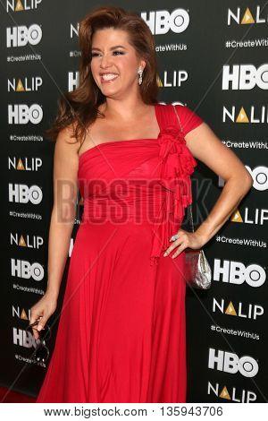 LOS ANGELES - JUN 25:  Alicia Machado at the NALIP 2016 Latino Media Awards at the The Dolby on June 25, 2016 in Los Angeles, CA