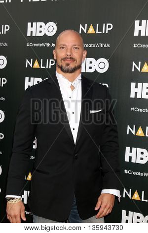 LOS ANGELES - JUN 25:  Berto Colon at the NALIP 2016 Latino Media Awards at the The Dolby on June 25, 2016 in Los Angeles, CA