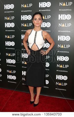 LOS ANGELES - JUN 25:  Alice Braga at the NALIP 2016 Latino Media Awards at the The Dolby on June 25, 2016 in Los Angeles, CA