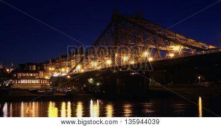 View On The Bridge