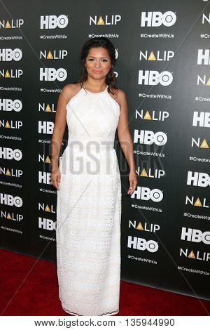 LOS ANGELES - JUN 25:  Kristina Guerrero at the NALIP 2016 Latino Media Awards at the The Dolby on June 25, 2016 in Los Angeles, CA