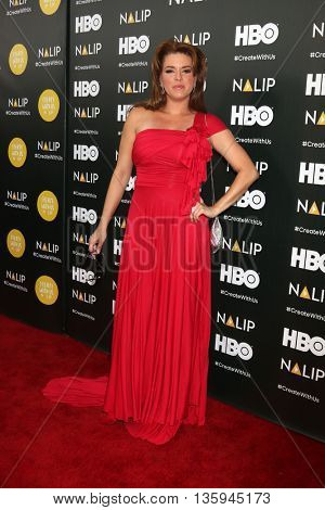 LOS ANGELES - JUN 25:  Alicia Machado at the NALIP 2016 Latino Media Awards at the The Dolby on June 25, 2016 in Los Angeles, CA