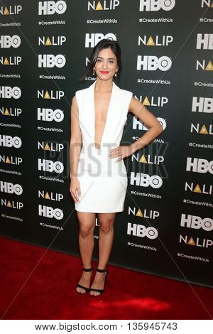 LOS ANGELES - JUN 25:  Sol Rodriguez at the NALIP 2016 Latino Media Awards at the The Dolby on June 25, 2016 in Los Angeles, CA