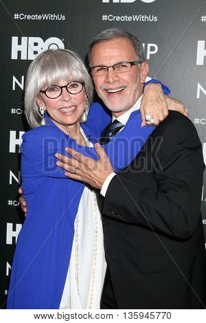 LOS ANGELES - JUN 25:  Rita Moreno, Tony Plana at the NALIP 2016 Latino Media Awards at the The Dolby on June 25, 2016 in Los Angeles, CA