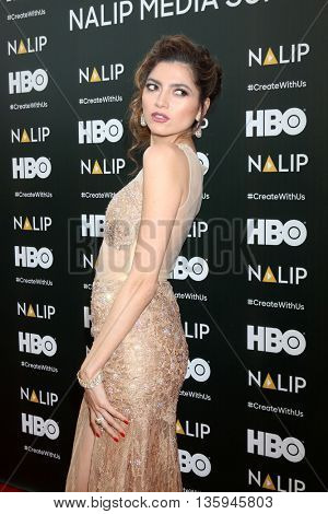 LOS ANGELES - JUN 25:  Blanca Blanco at the NALIP 2016 Latino Media Awards at the The Dolby on June 25, 2016 in Los Angeles, CA