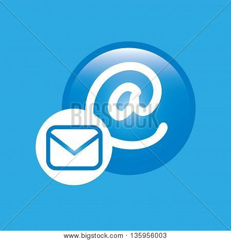 email settings design, vector illustration eps10 graphic