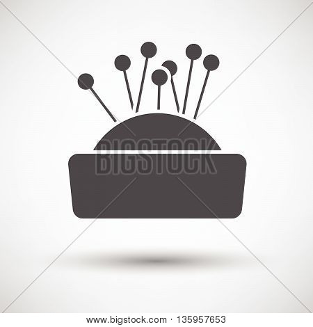 Pin Cushion Icon