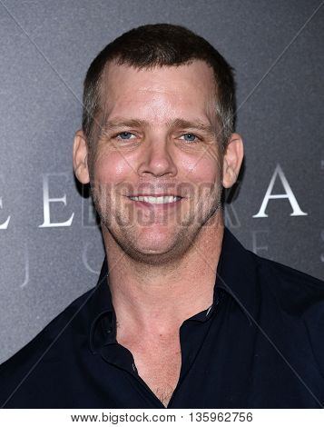 LOS ANGELES - JUN 21:  Tim Griffin arrives to the