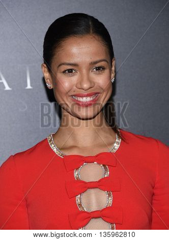 LOS ANGELES - JUN 21:  Gugu Mbatha-Raw arrives to the