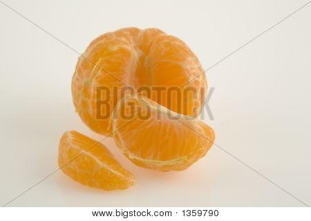 Peeled Tangerine 2