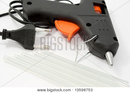 Glue Gun.