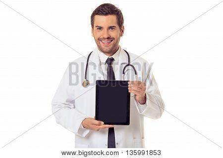 Handsome Medical Doctor