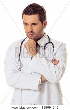Handsome Medical Doctor