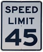 Speed Limit 45