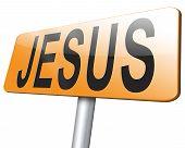 Постер, плакат: Jesus Christ