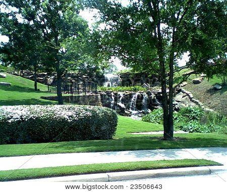 Frisco Falls