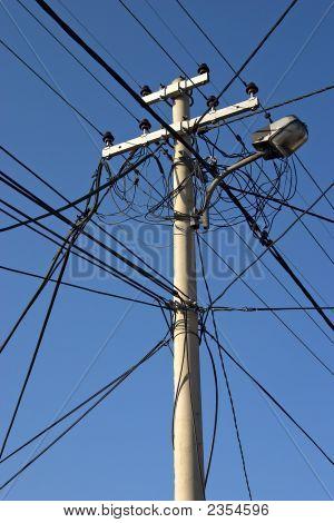 Electic Pole