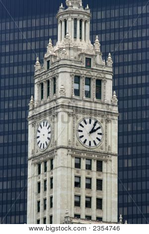 Wrigley Building, Chicago, Illinois