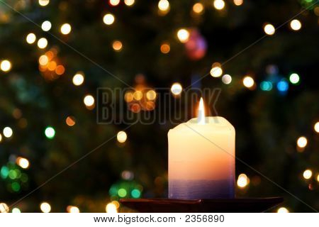 A Christmas Candle
