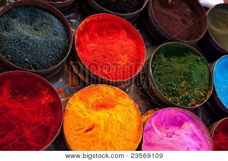 Fabric Dyes In Peru