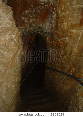 Passage In Cave