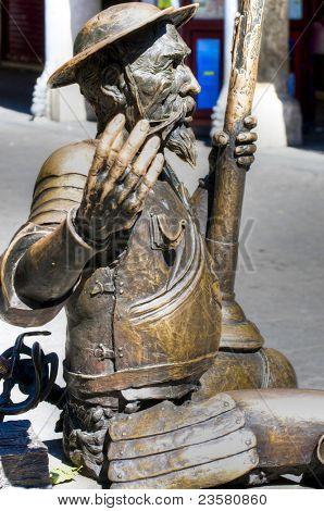 Sculpture, warrior